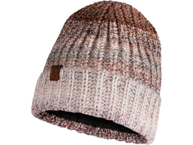 Buff Lifestyle Knitted and Polar Fleece Casquette, olya grey